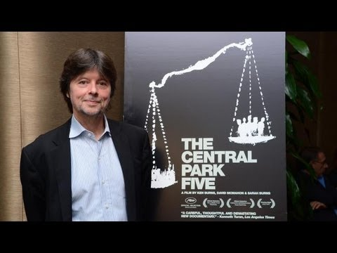 The Central Park Five (with Filmmaker Ken Burns)