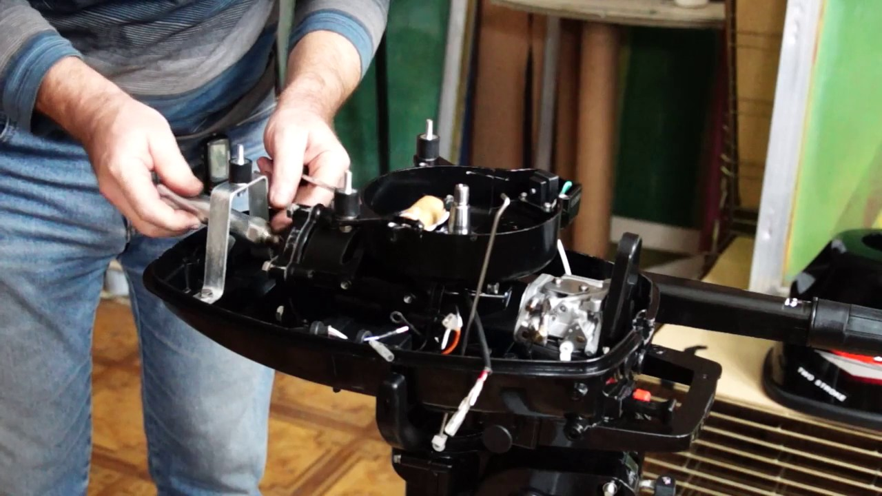 разбор лодочных моторов в самаре
