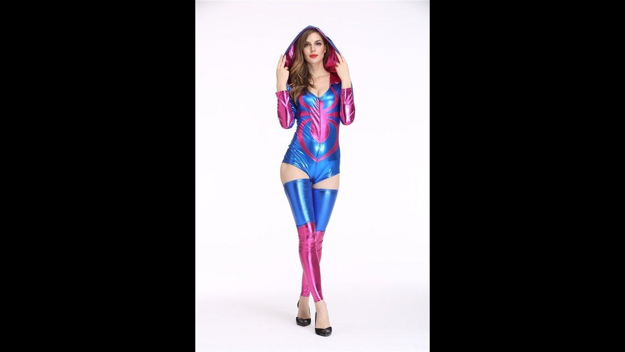 Купить новогодний костюм человека паука - YouTube