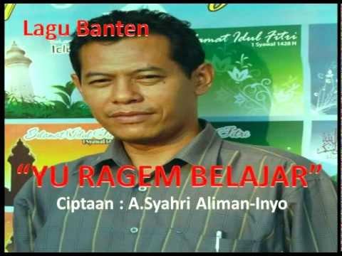 Yu Ragem Belajar-Lagu Daerah Banten-Musik Indonesia