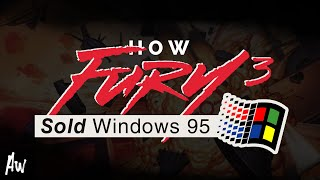 How Fury 3 Sold Windows 95 as a Gaming Platform   Terminal Reality's Old PC Space Shooter Review