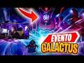 REACTION all'EVENTO di GALACTUS su FORTNITE!
