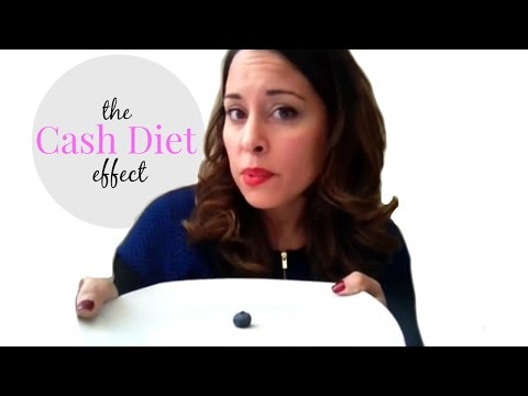 The Cash Diet Effect