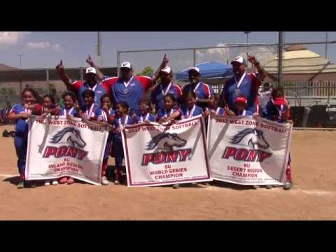 Indio 8U All-Stars World Series Medal/Banner Celebration