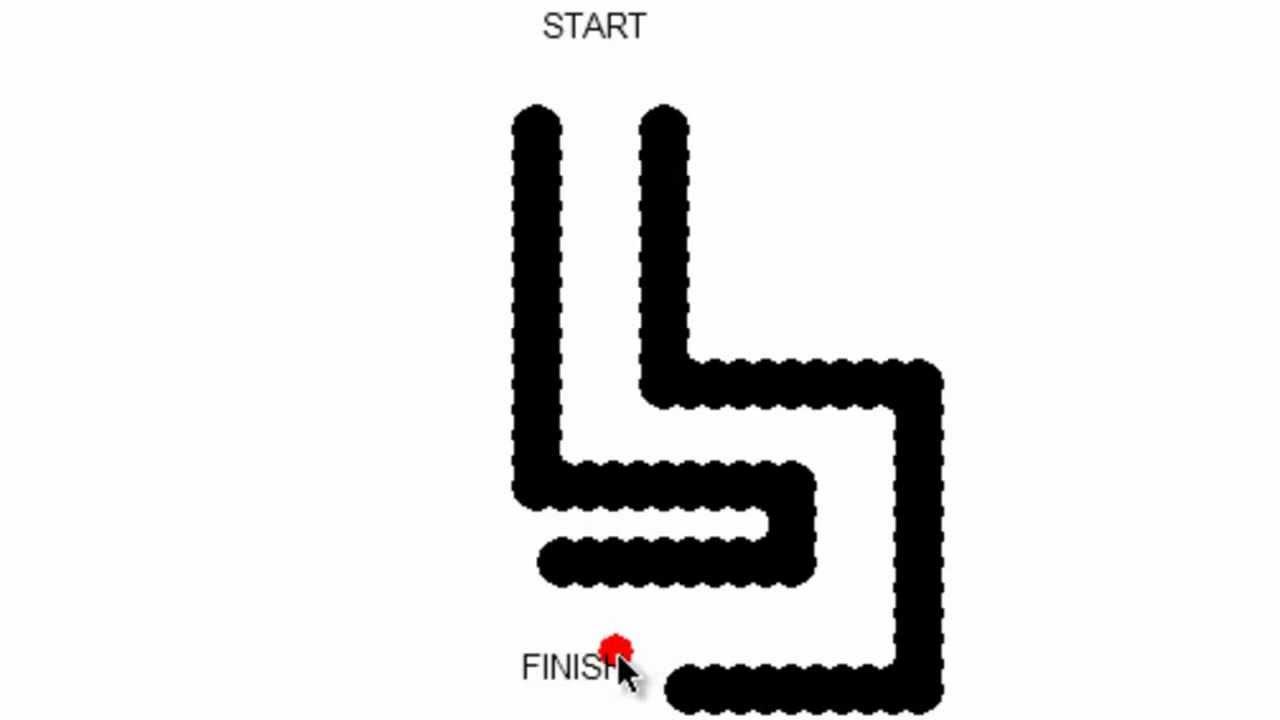 Maze generator and solver python
