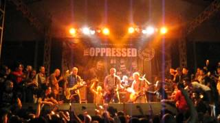 THE OPPRESSED - Ultra Violence (Live In Jakarta - Indonesia 2012)