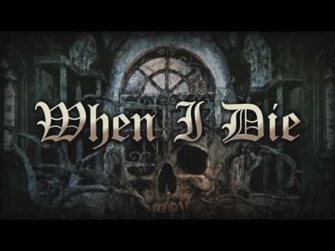 DYING SUFFOCATION - When I Die (OFFICIAL LYRIC VIDEO)