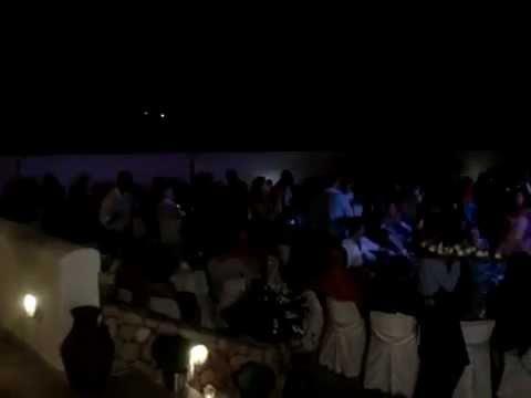 SANTORINI  GREEK  WEDDINGS - MUSIC FACTORY-DJ-PARTY-EVENTS.wmv