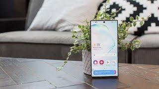 مراجعة للهاتف المحمول Samsung Galaxy Note 10