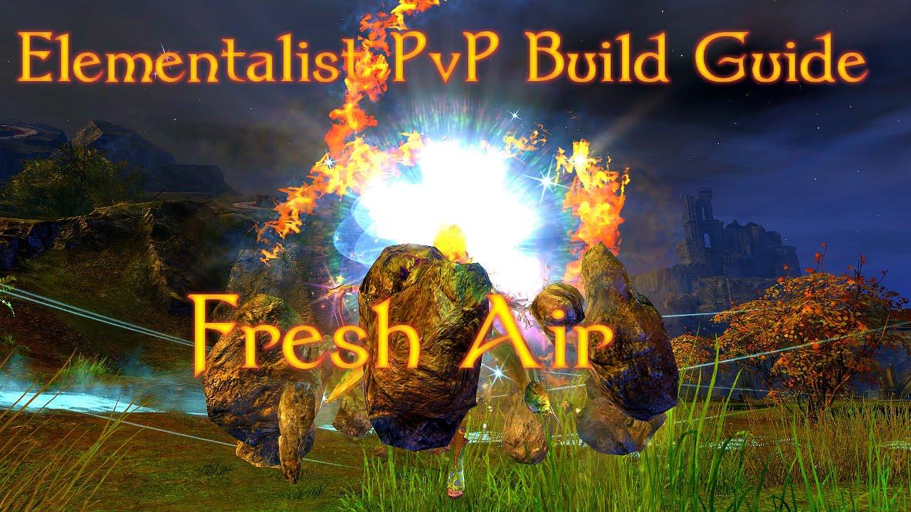 Elementalist Pvp Build