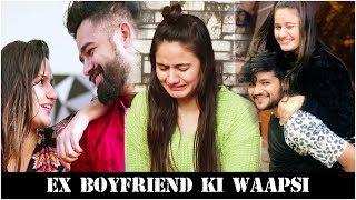 EX-BOYFRIEND KI WAAPSI    SHARING FLAT    Namra Qadir    Virat Beniwal    Aazam Khan