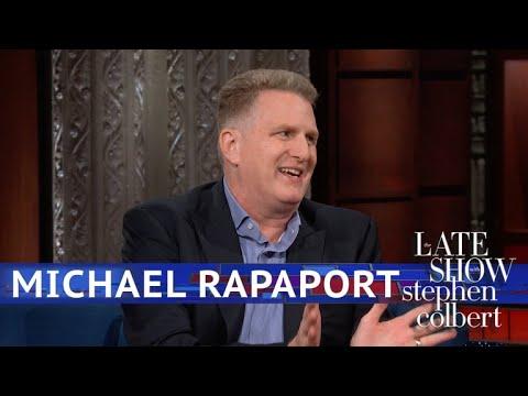 Michael Rapaport Is An International Airborne Hero