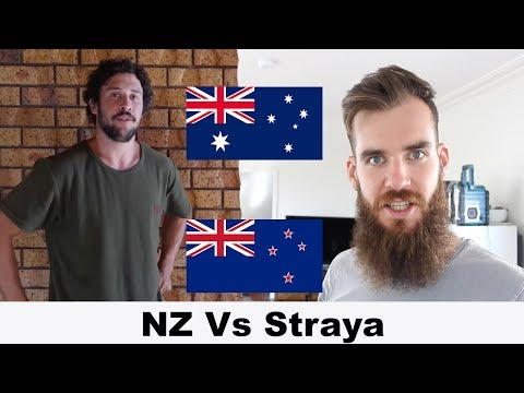 The Actual Difference Between Australia and New Zealand (Facebook Banned This Video)