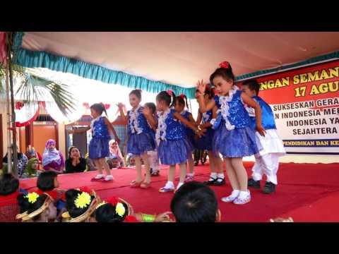 Heboh Anak TK Goyang Morena