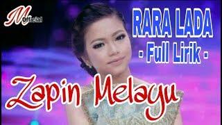 Lagu !! ZAPIN MELAYU !! Penampilan RARA LIDA Full lirik #Daa4