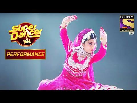 "Dhairya और Kumar के ""Salaam-E-Ishq Meri Jaan"" Act से हुए Judges Surprise!   Super Dancer C"