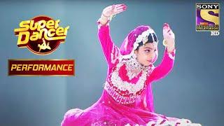 "Dhairya और Kumar के ""Salaam-E-Ishq Meri Jaan"" Act से हुए Judges Surprise! | Super Dancer Chapter 3"
