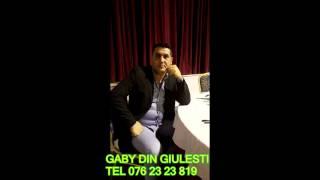 GABY DIN GIULESTI-ORICE OM SI ORICE FLOARE-DE ASCULTARE 2017+COLAJ BONUS