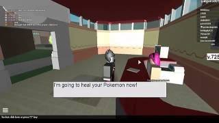 My first Video-Roblox Project Pokemon v. 725 may be a series?