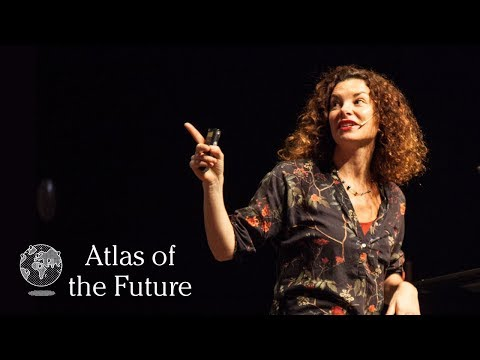 🌍 Gaia Vince, Broadcaster and Author | Fixing the future, CCCB, Barcelona 2018