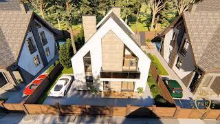 Обзор дома в Буче за 130 000$