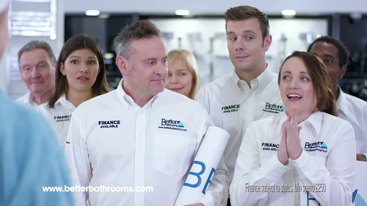 Better bathrooms sale - Equinox Better Bathrooms Tv Commercial Sale Now On