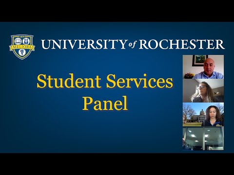 Student Services Panel