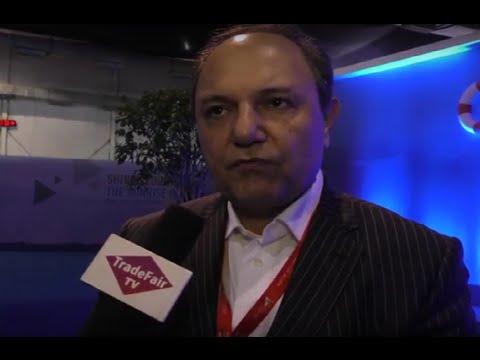 Q & A with Mohammad Saeidi ( Maritime India Summit 2016 )
