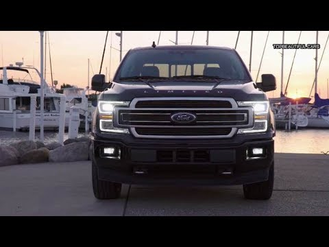 Ford F-150 2019 Interior and Exterior