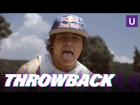 What Drives Freeride MTB Legend Andreu Lacondeguy? | Throwback | Unstoppable