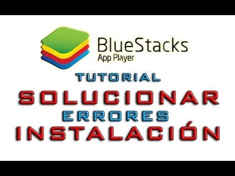 Tutorial Solución de errores en instalación de Bluestacks | incluido error 25000|