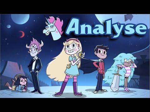 Staffel 3 Intro Analyse - Star gegen die Mächte des Bösen
