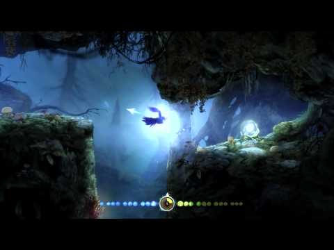 Let's Play Ori and the Blind Forest (Blind) Part 12: Birds Of A Feather