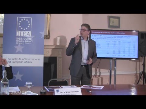 Dirk Schoenmaker  - Firmer Foundations for a Stronger European Banking Union