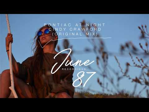 Pontiac At Night - Cindy Crawford