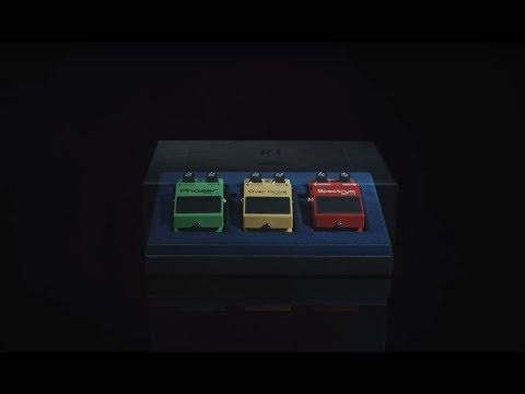 BOSS BOX-40 40th Anniversary Box Set Trailer