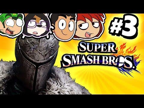 ISSO É DARK SOULS??? | Smash Bros Infinite ft. Erick, Carl #3