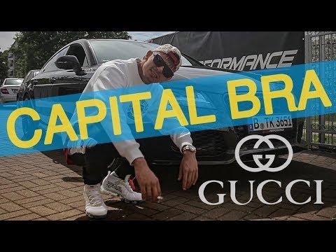 Capital Bra holt sein RS7 GUCCI EDITION ab! + GEWINNSPIEL