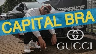 Capital Bra holt sein A7 GUCCI EDITION ab!