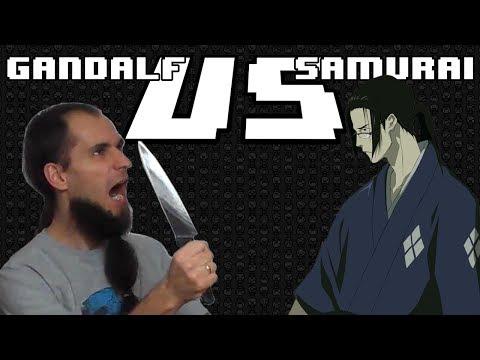 Isaac: multi twitch Gandalf vs Samurai 2