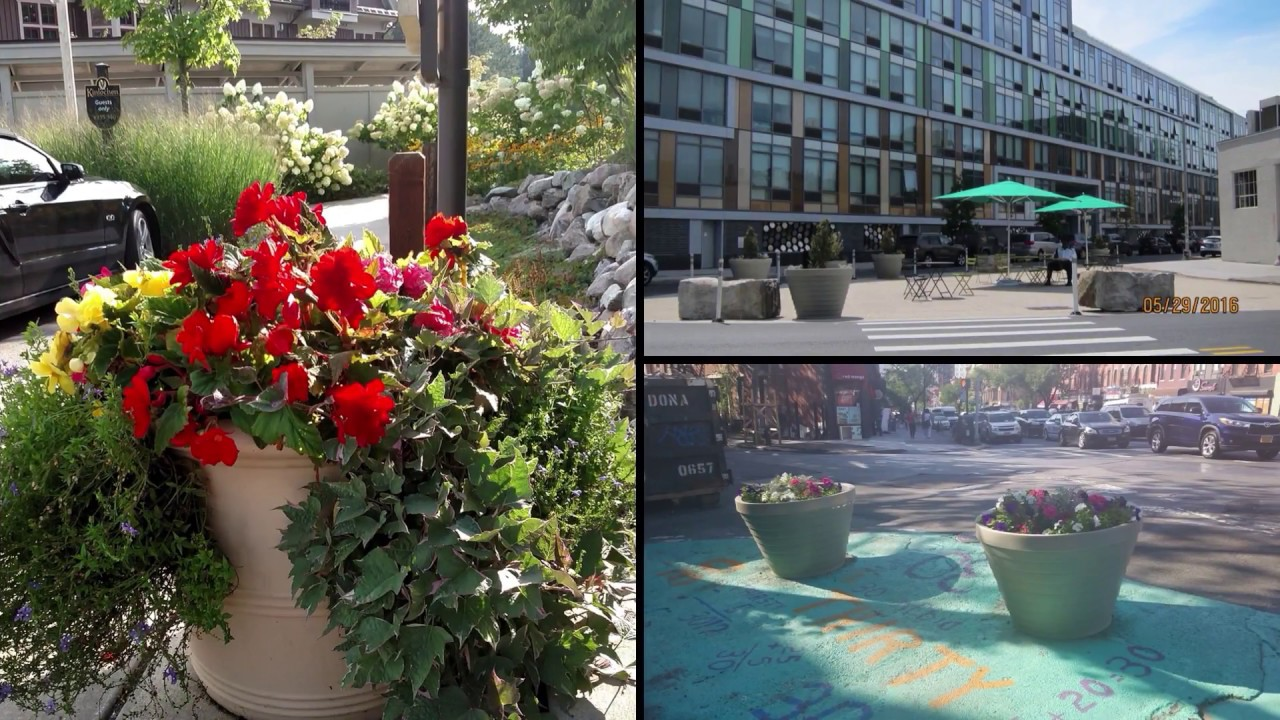 TerraCast® Modern Commercial Planters - YouTube on