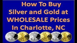 Sell Silver Charlotte Nc