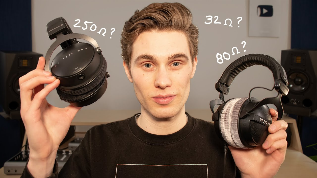 Download 32 ohm vs 250 ohm - Which Headphones Sound Best?
