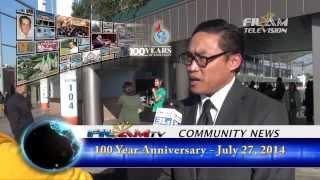 INC Outreach Stubhub Center in Carson California FilAm TV Community News Report