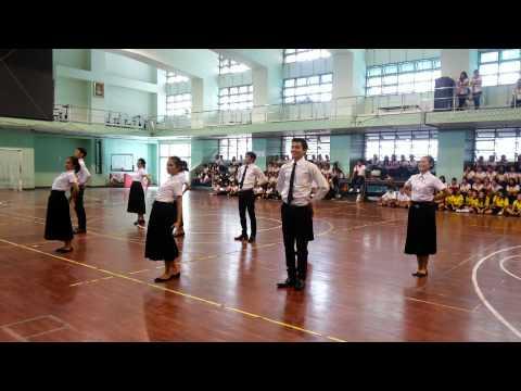 การแสดงเปิดงานวิทย์สัมพันธ์ (หรีด ม.ราชภัฏธนบุรี น่ารัก ^^) 2556