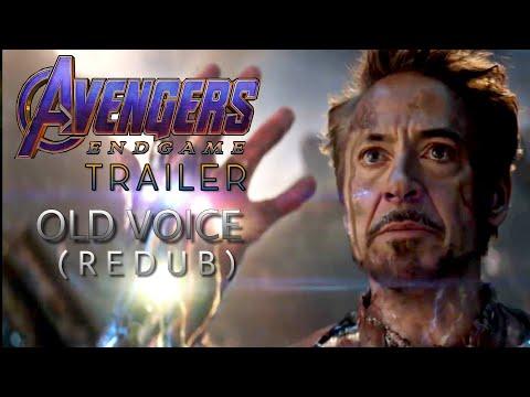 Avengers Endgame Trailer   Tamil   Ironman old voice   venkat eszvagi   cosmos studios   Marvel