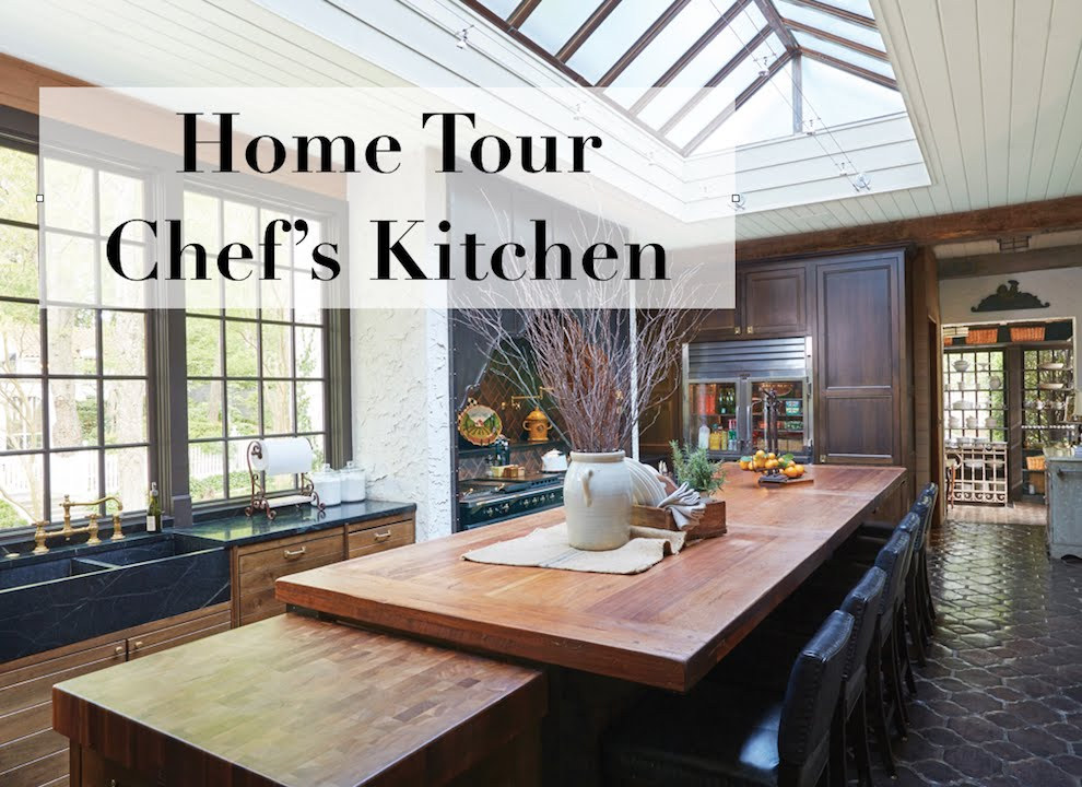 Home Tour Chef S Kitchen