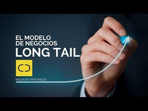 ESTE MODELO DE NEGOCIOS ESTÁ ROMPIENDO TODOS LOS ESQUEMAS - Long Tail