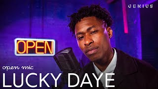 Lucky Daye Love You Too Much (Live Performance) | Open Mic