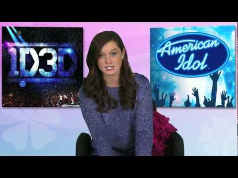 Funny American Idol Auditions & 1D in 3D! (Dream Mining)
